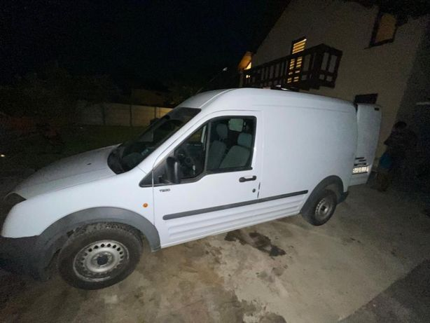 Ford transit conect 72 000km