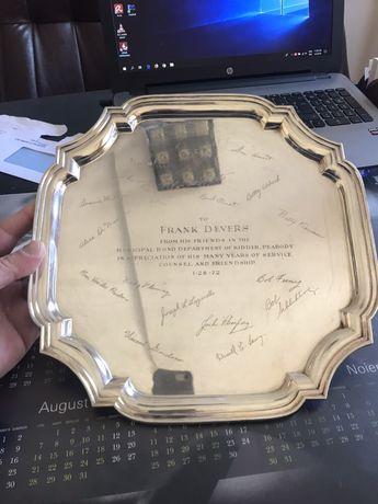 Tiffany- tava argint sterling masiv 1090 grame!!!