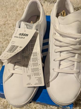 Adidas sleek w albi