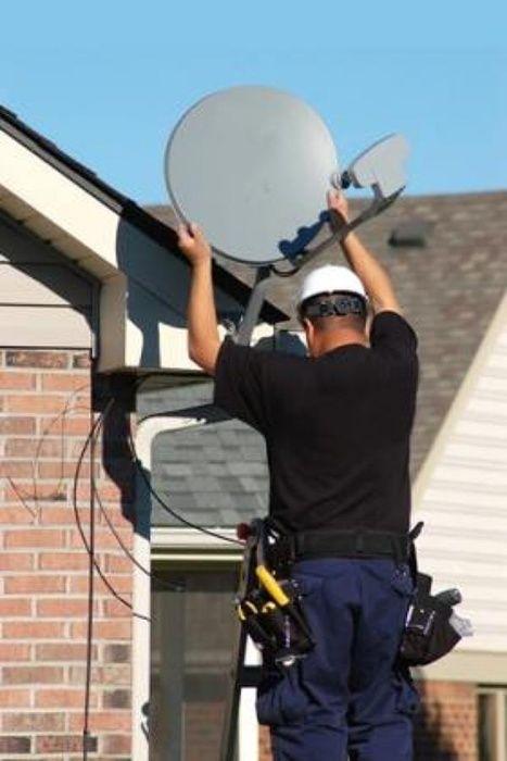 instalez antene de satelit fixe