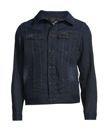 G-Star Raw Slim tailor jacket color 3d raw denim
