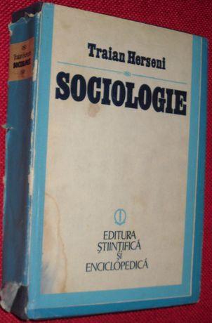 sociologie Traian Herseni