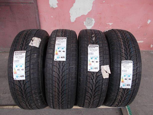 4 anvelope Noi Bridgestone 245 70 16 (dot 2019)