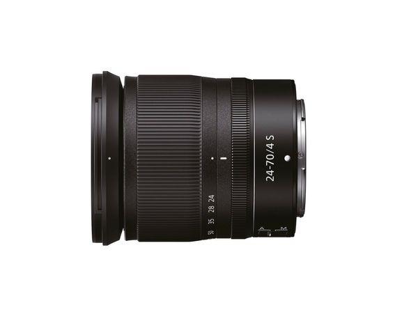 Obiectiv Nikon 27~70 f4 S ultima versiune Nikon