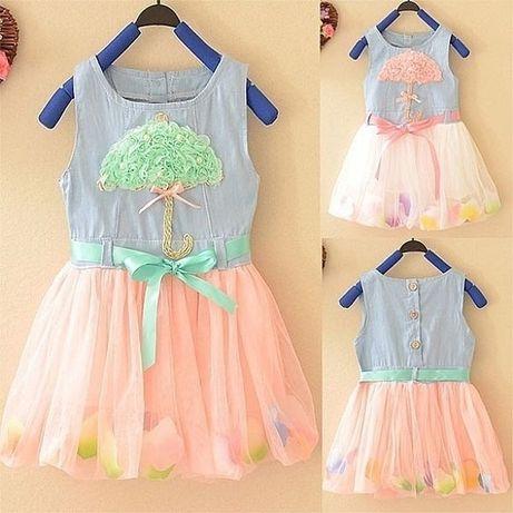 Намаление на красиви детски рокли