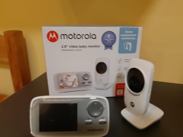 Видео бебефон Motorola MBP 482 ANXL
