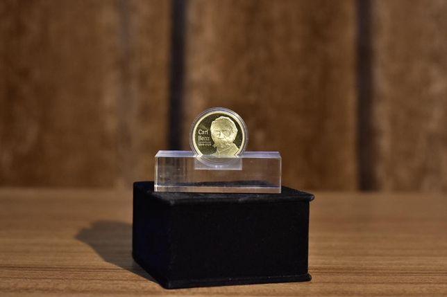 Monedă Aniversară 125! ani Mercedes-Benz