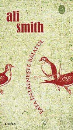 carte Fata intalneste baiatul, de Ali Smith