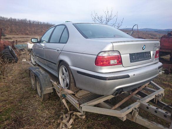 БМВ Е39 528и 193коня на части BMW E39 528i 193hp М спорт пакет Фулл