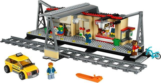 Lego 60050-1: Train Station
