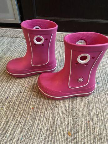 Cizme de ploaie copii Crocs