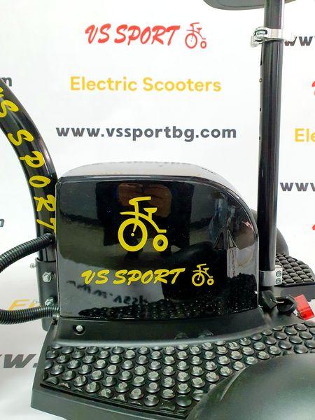 Ел.скутер • триколесен скутер гр. Бургас - image 1