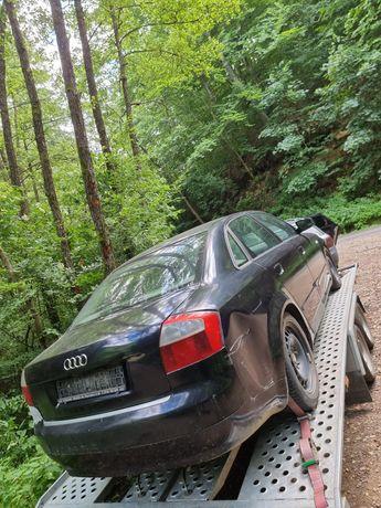 Dezmembrez Audi A4 B6 1.9 131cp AWX. Volan stanga