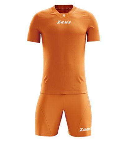 Echipament fotbal Kit Promo Zeus portocaliu