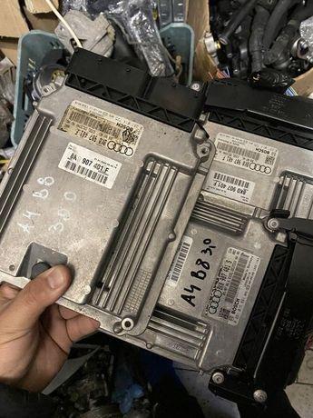 Компютър мотор ECU AUDI A4 A6 A5 Q7 Q5 за 3.0tdi sled 2009г 8k0907401