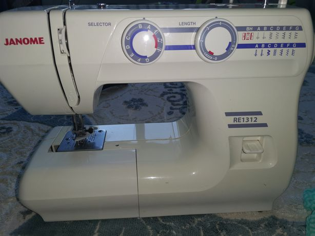 Janome швейная машинка