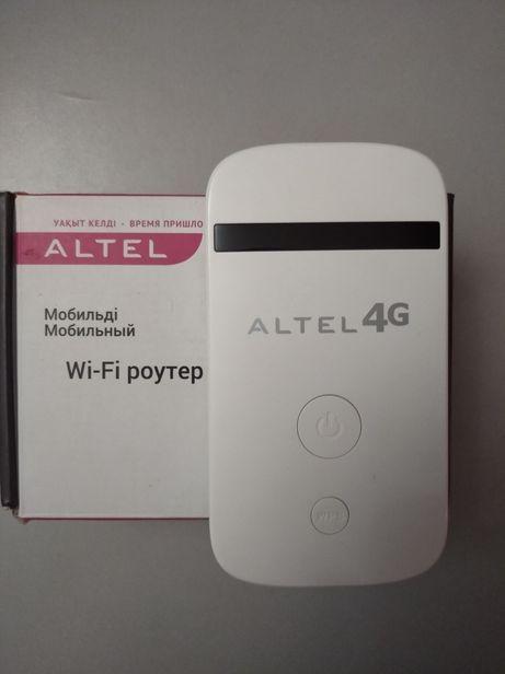 Алтел роутер 4G wifi