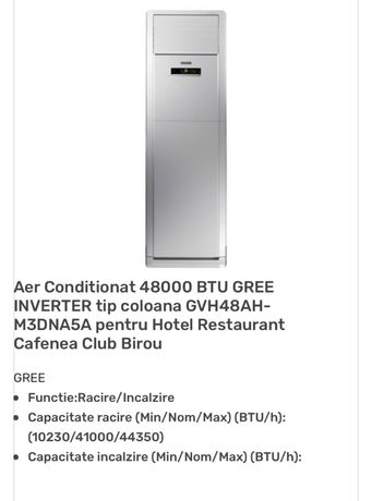 Vand aer conditionat tip coloana