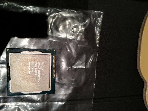 Двуядрен компютърен процесор Intel® Celeron® Processor G1610