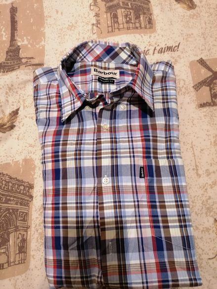 Barbour douglas - мъжка риза р. XL