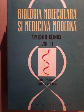 Biologia moleculara si medicina moderna