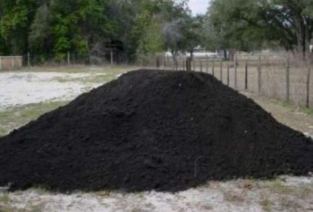 Чернозем отличного качества,перегной,глина,песок,отсев,щебень