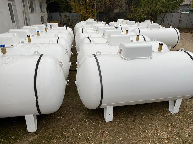 Rezervor propan GPL 1750l, butelie GPL, butelii gaz, rezervoare propan