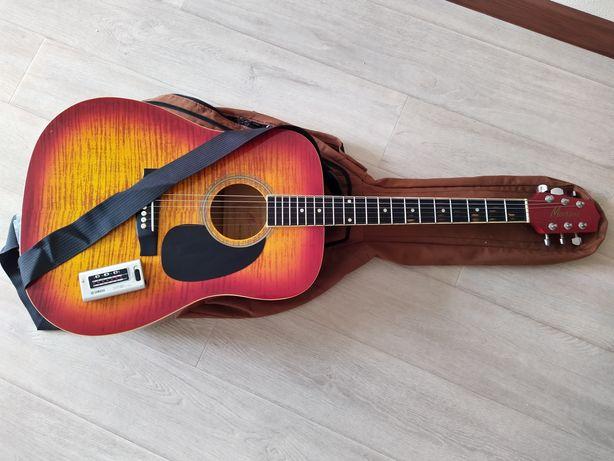 Гитара Montana полуакустика