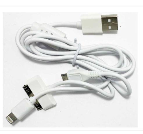 Cablu iPhone 3/4/5/6/7X -micro USB - 1m