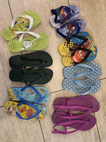 Papuci copii Havaianas