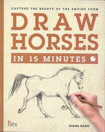 Super carte de desen Deseneaza CAI in cincisprezece minute