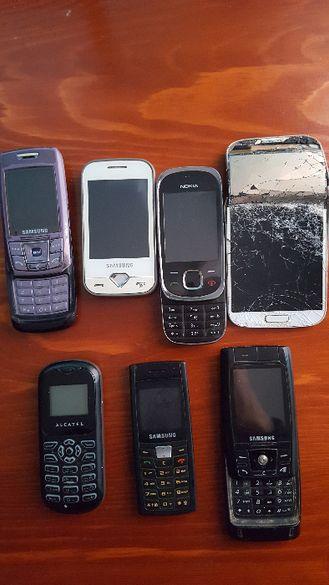 мобилни телефони за части