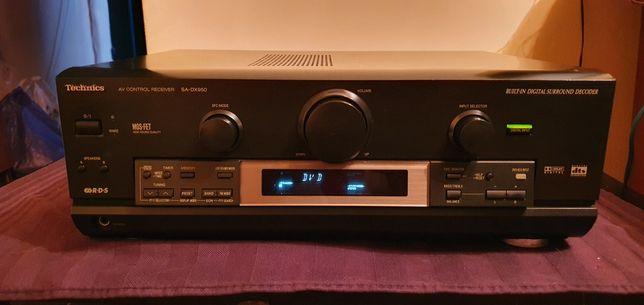 Technics Receiver SA DX950