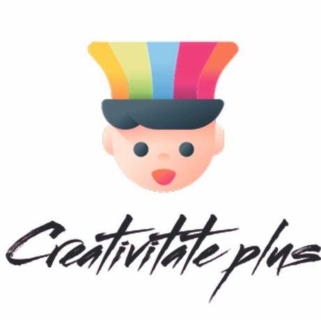 CreativitatePlus - pentru copii creativi