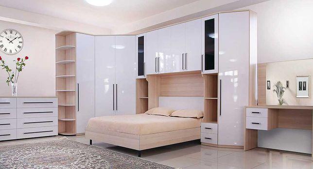 Изготовление корпусной мебели: кухни, шкафы, гардеробы, прихожки.