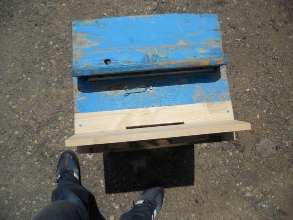Поправка и направа на пчеларски инвентар