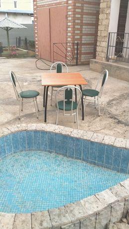 4 стола 16 стульев