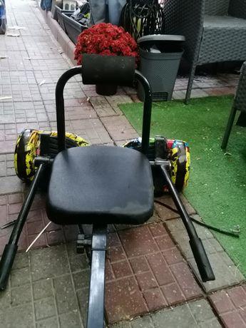 Hoverboard cu scaun