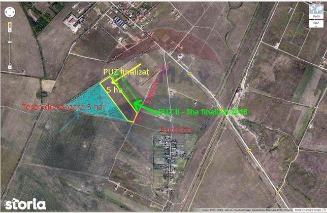 Parcele de vanzare Giroc 499-572 mp / Strada Maghiranului
