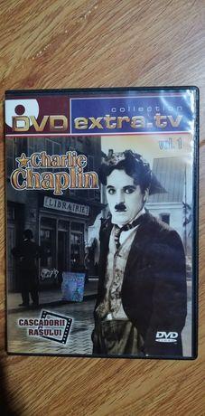 CHARLIE CHAPLIN DVD Pret 100 ron în Fălticeni Trimit în Tara prin Fan