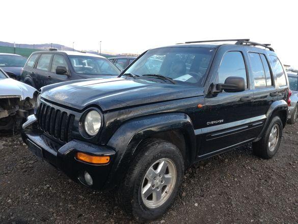 Jeep Cherokee 2.5crdi,На части