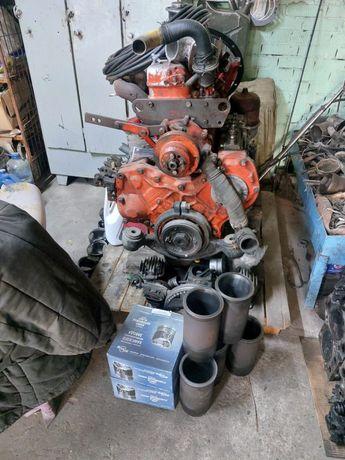 Двигатель на ЗИЛ - СМД 21