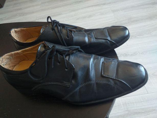 Pantofi piele, pentru barbati, 40