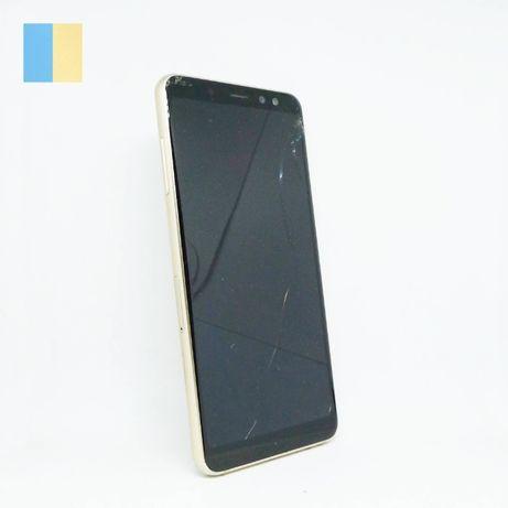Samsung Galaxy A8 (2018) - (display defect)