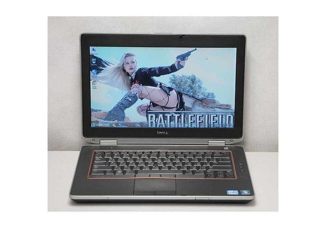Ноутбук DELL i5 2520M 14 8Gb  Intel Graphics  SSD 240Gb   Алматы