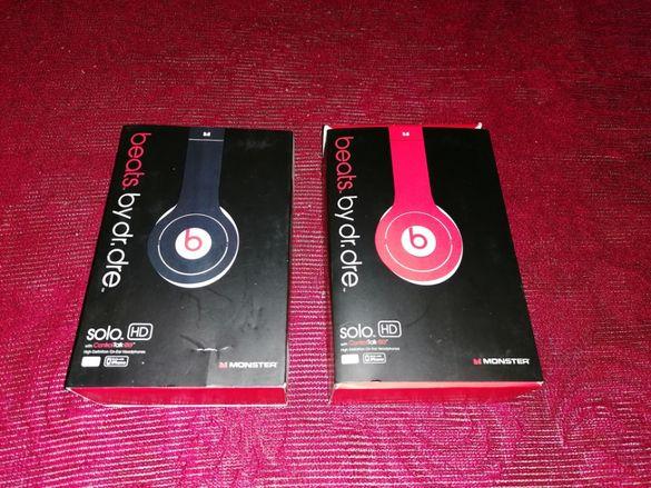 Продавам 2 чифта Слушалки - неизползвани - Beats by Dre - хубав звук