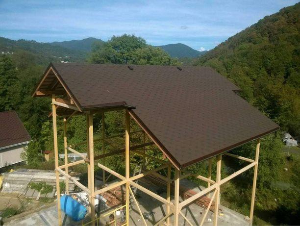 Строительство Каркасных домов Гаражи Бани Тех. Помещение