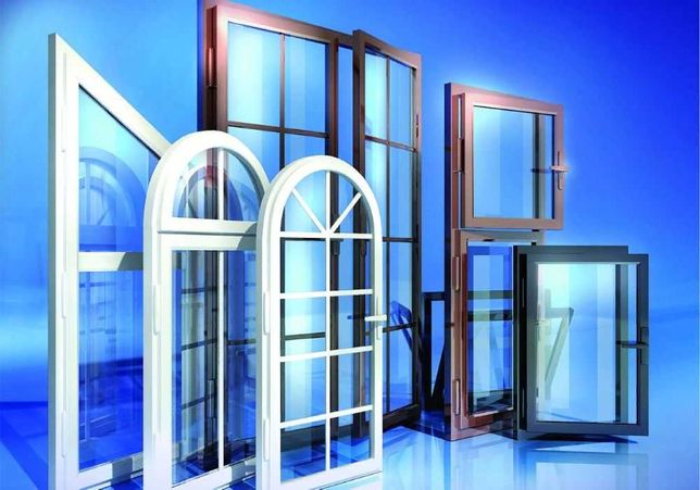Пластиковые окна Балконы Двери Альюминные окна,двери,балконы СКИДКА