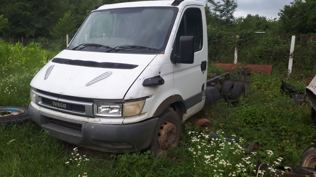 Motor 150cp/tranzmisie iveco daily 65c15