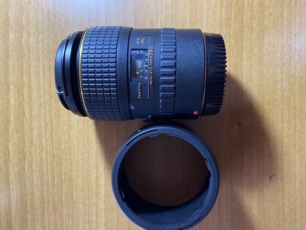 Obiectiv Tokina Macro 100 F2.8 D.